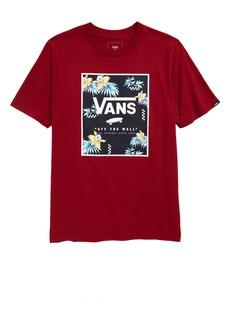 Vans Print Box Graphic T-Shirt (Big Boys)