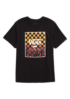 Vans Print Box Graphic T-Shirt (Toddler Boys & Little Boys)