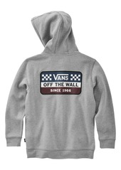 863fbf53ca2374 Vans Vans Racing Graphic Full Zip Hoodie (Big Boys)