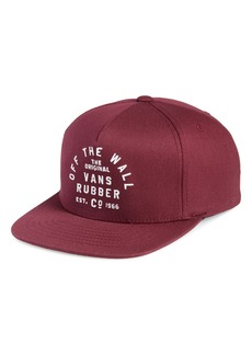 Vans Rubber Co Flexfit Cap (Big Boys)