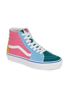 Vans Sk8-Hi Colorblock Sneaker (Women)