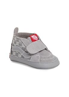 Vans Sk8-Hi Crib Shoe (Baby)