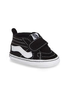 Vans 'SK8-Hi' Crib Sneaker (Baby)