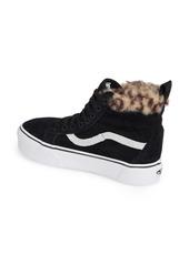 efb8d033a Vans Vans Sk8-Hi Faux Fur Lined Platform Sneaker (Women) | Shoes