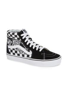 Vans Sk8-Hi Patch High Top Sneaker (Women)