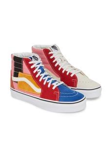 Vans Sk8-Hi Patchwork High Top Sneaker (Women)