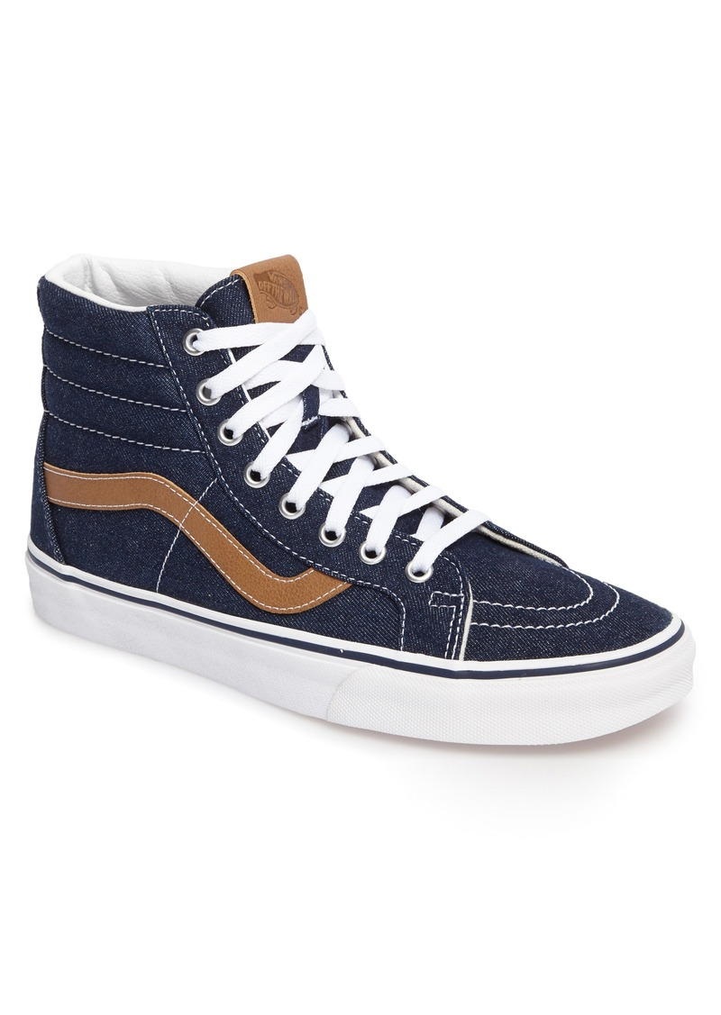 c677cf8547 Vans Vans Sk8-Hi Reissue Denim Sneaker (Men)
