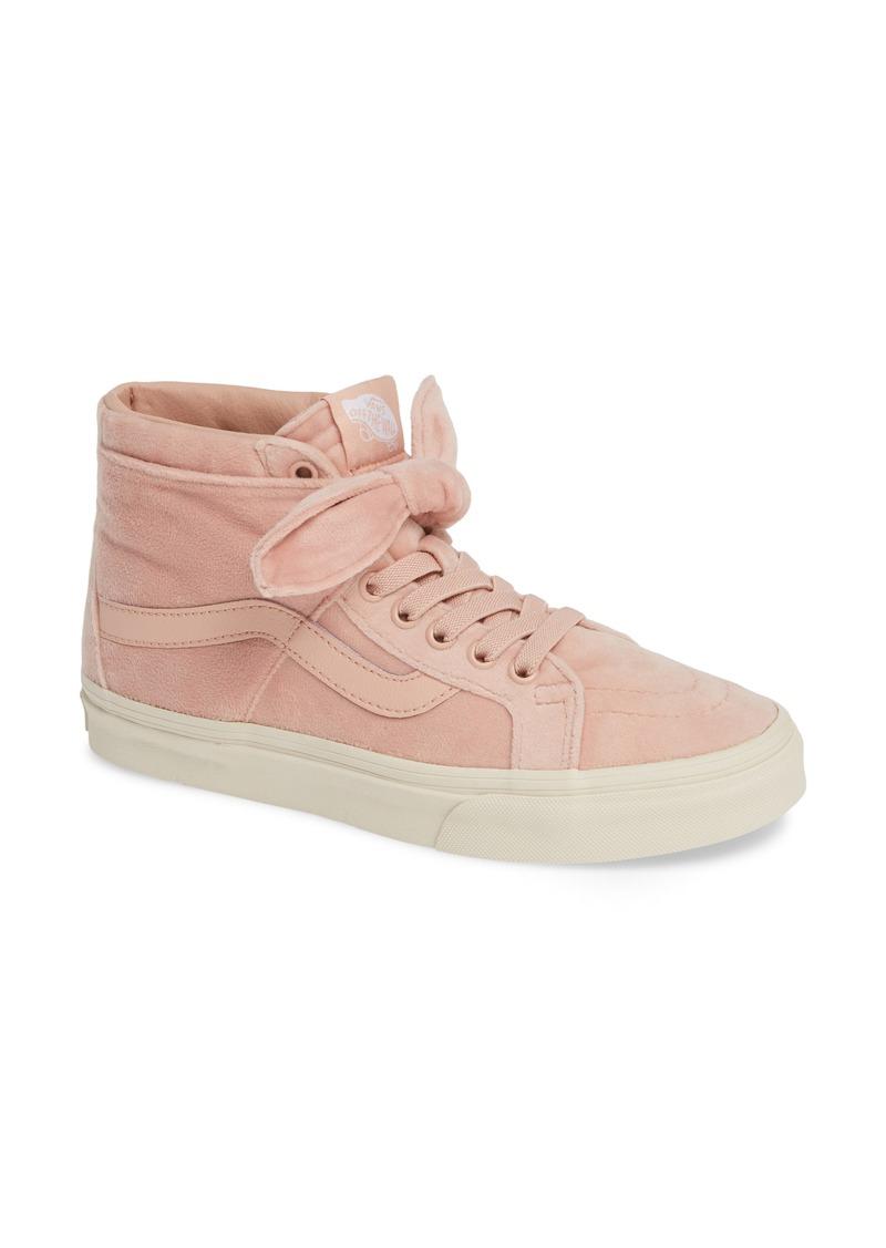 ce6b84134e Vans Vans Sk8-Hi Reissue Knotted Velvet High Top Sneaker (Women)