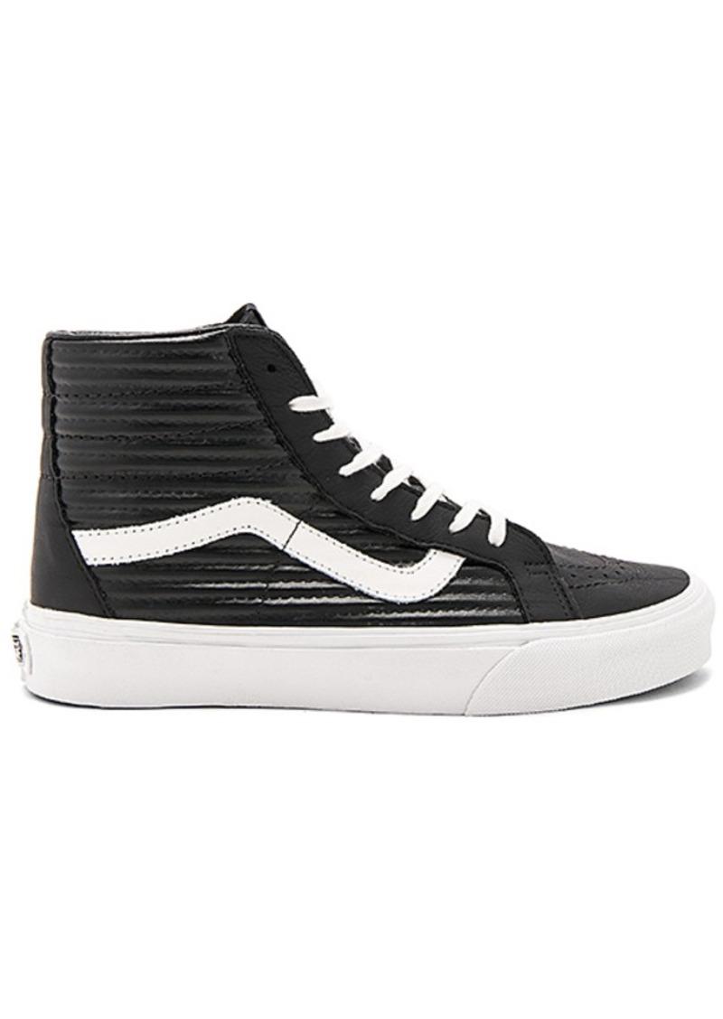 vans vans sk8 hi reissue sneaker in black size 10 also in 6 6 5 7 7 5 8 8 5 9 9 5 shoes. Black Bedroom Furniture Sets. Home Design Ideas