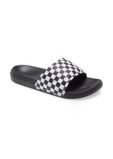 Vans Sk8-Hi Slide Sandal (Big Kid)