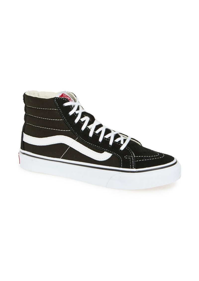 Vans Sk8-Hi Slim High Top Sneaker (Women)
