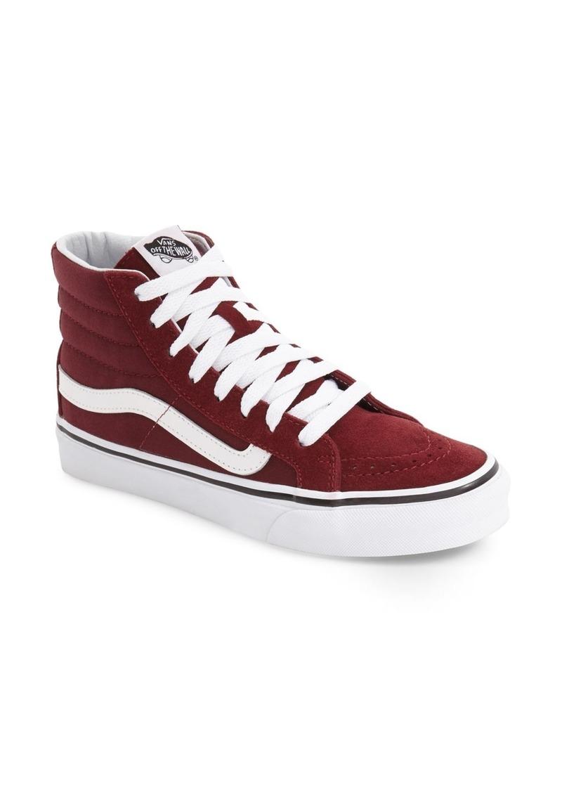 fc6919cb09 Vans Vans Sk8-Hi Slim High Top Sneaker (Women)