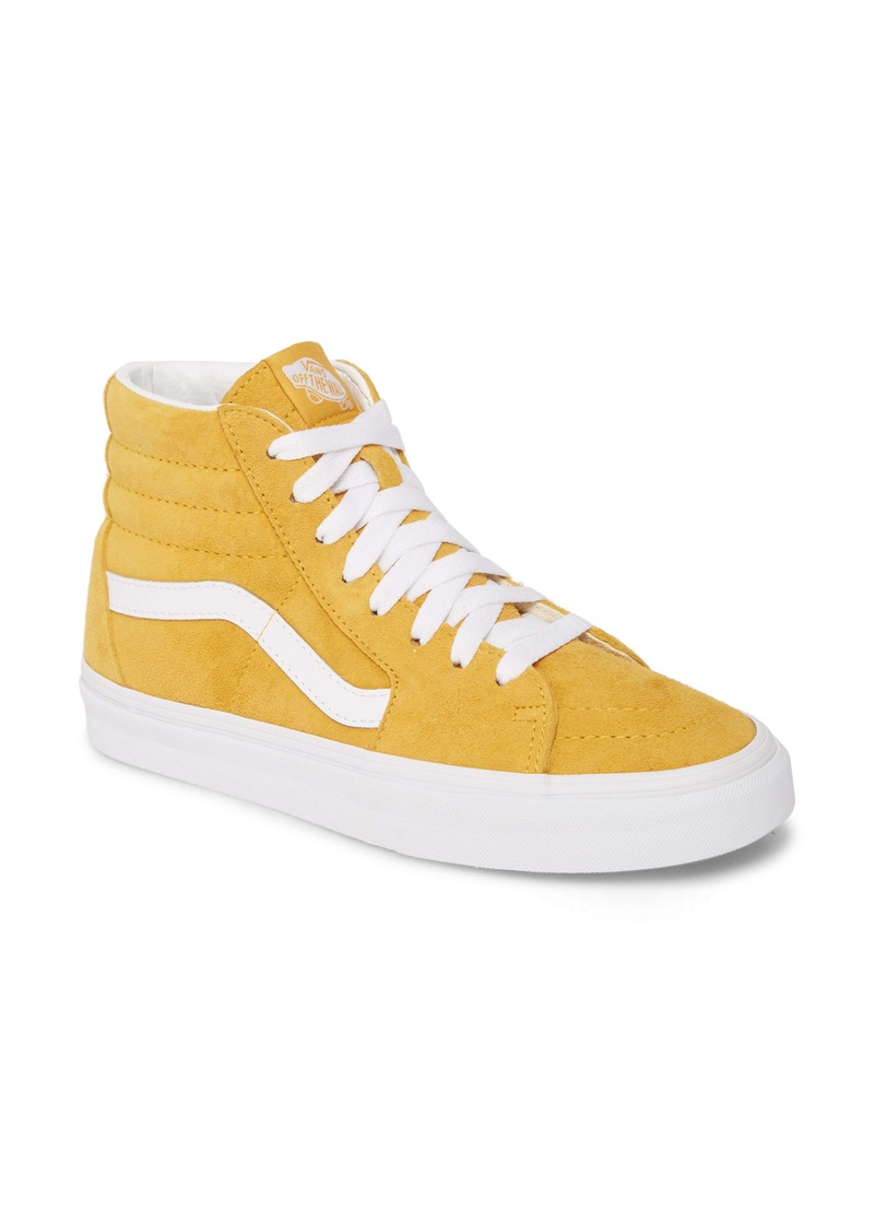 Vans Sk8-Hi Suede High Top Sneaker (Women)