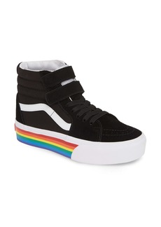 Vans Sk8-Hi V Rainbow Platform Sneaker (Women)