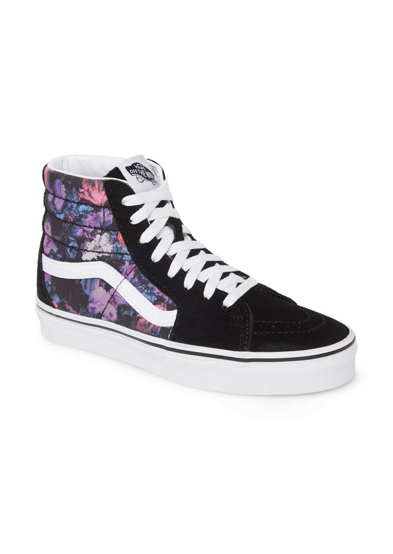 Vans Sk8-Hi Warped Floral Sneaker (Women)