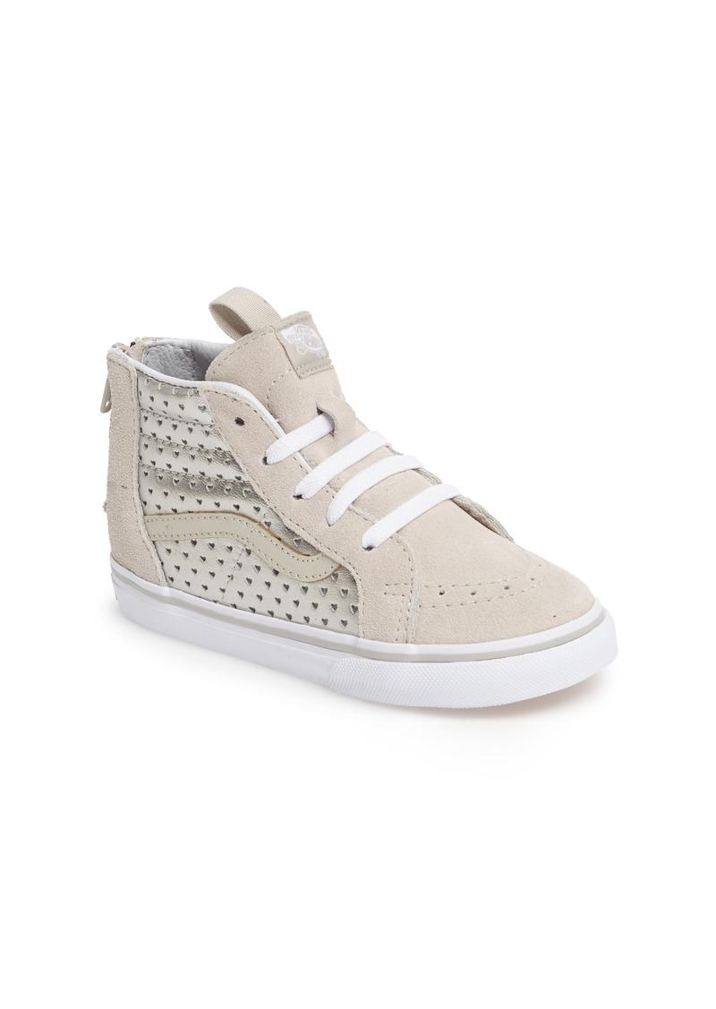 d30849a1f913b9 Vans Vans Sk8-Hi Zip Sneaker (Baby