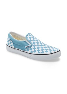 Vans Sk8 Mid Reissue V Checkerboard Slip-On Sneaker (Big Kid)