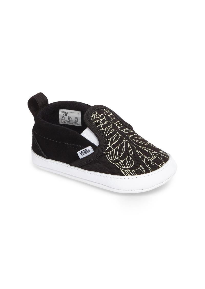 vans crib shoes