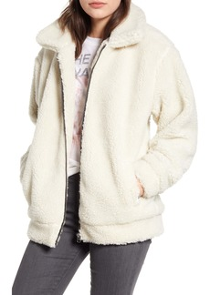 Vans Snow Out Faux Shearling Jacket
