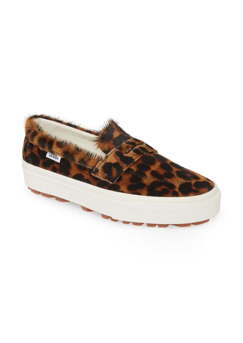 Vans Style 53 Genuine Calf Hair Sneaker (Women)
