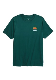 Vans Sunset Beach T-Shirt (Big Boys)