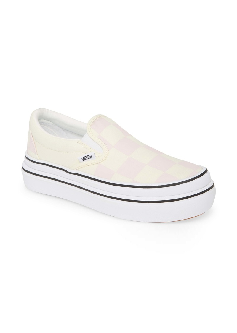 Vans Super ComfyCush Slip-On Platform Sneaker (Women)