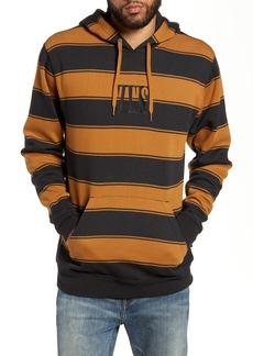 Vans Tall Box Stripe Hoodie Sweatshirt