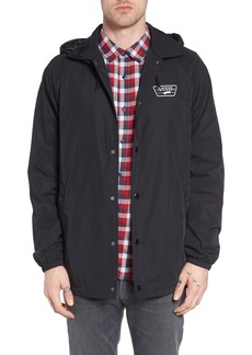 Vans Torrey Water-Resistant Hooded Jacket