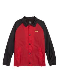 Vans Torrey Water Resistant Jacket (Big Boys)
