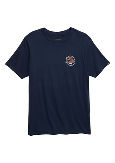 Vans Tricircle Logo T-Shirt (Big Boys)