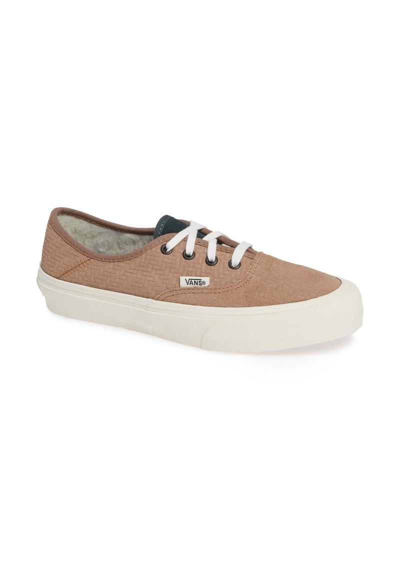 5715e7f4305 Vans Vans UA Authentic SF Collapsible Heel Sneaker (Women)