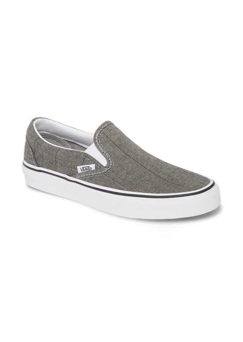 Vans UA Classic Herringbone Sneaker (Women)