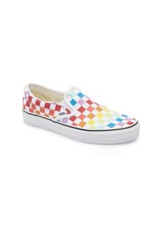 Vans UA Classic Slip-On Sneaker (Big Kid)