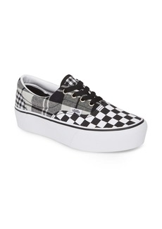Vans UA Era Mixed Pattern Platform Sneaker (Women)