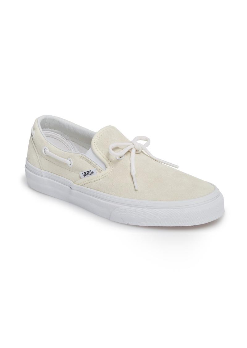 d15d606fe6ad Vans Vans UA Lacey 72 Slip-On Boat Sneaker (Women)