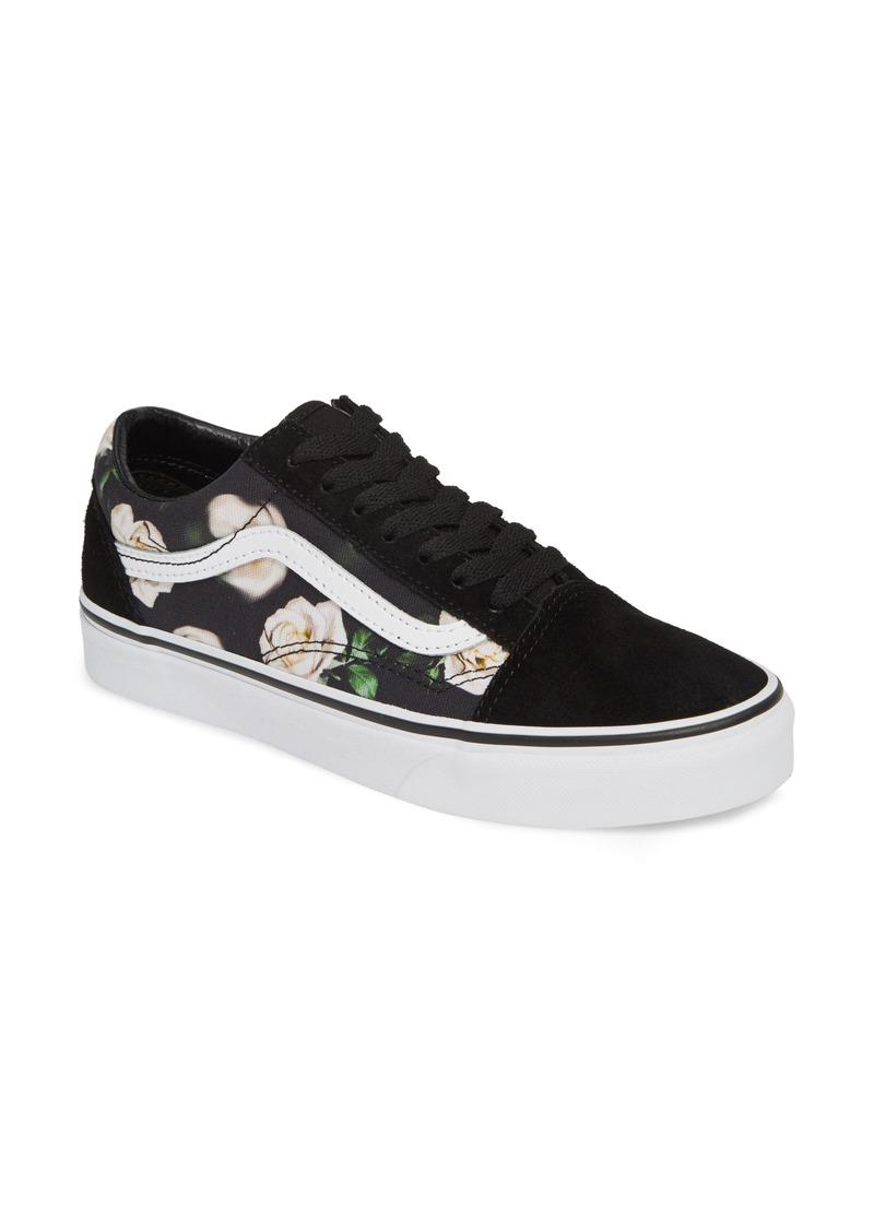 361045b119ea70 Vans Vans UA Old Skool Lux Floral Sneaker (Women)