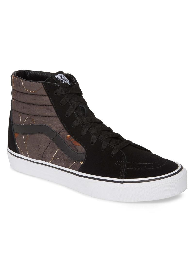Vans x Realtree Sk8-Hi Sneaker (Men)