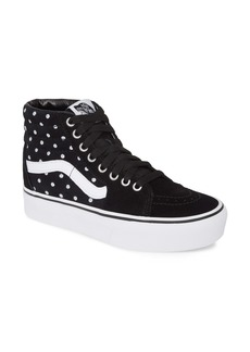 Vans UA Sk8 2.0 High Top Platform Sneaker (Women)