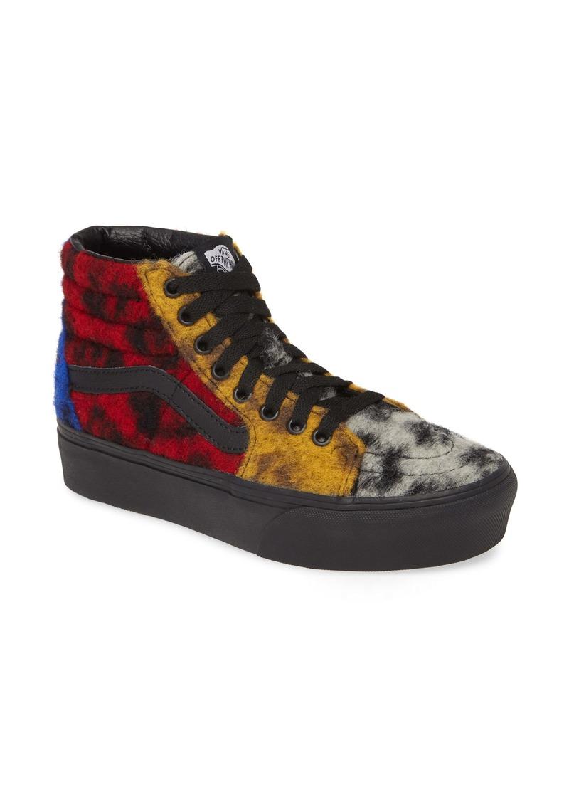 Vans UA Sk8-Hi 2.0 Platform Sneaker (Women)