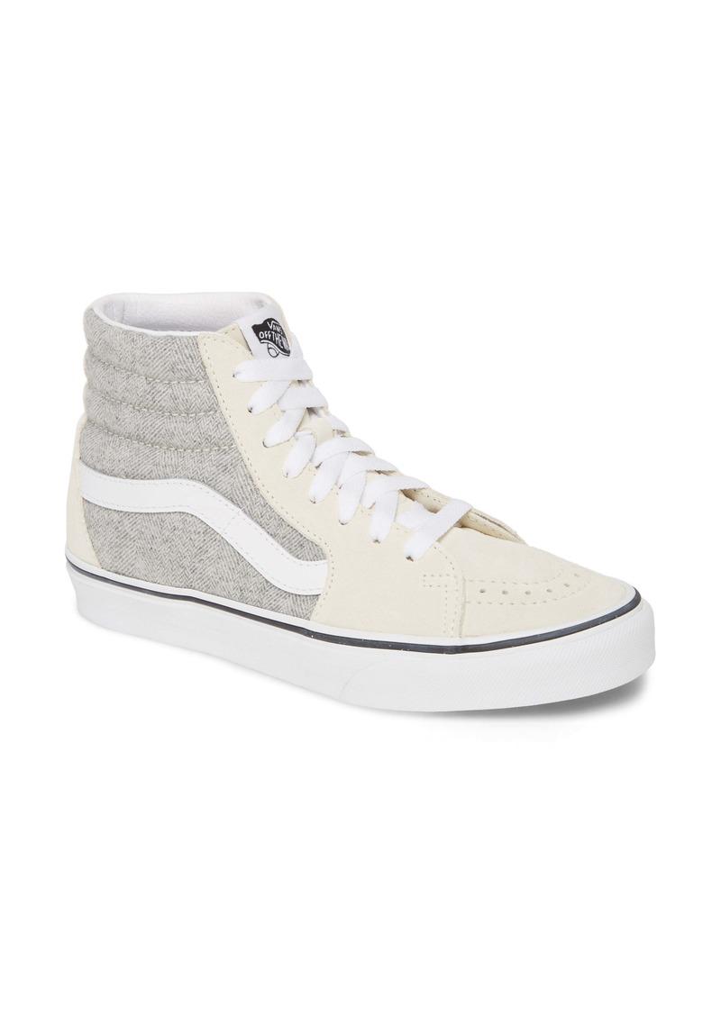 Vans UA Sk8-Hi Herringbone Sneaker (Women)