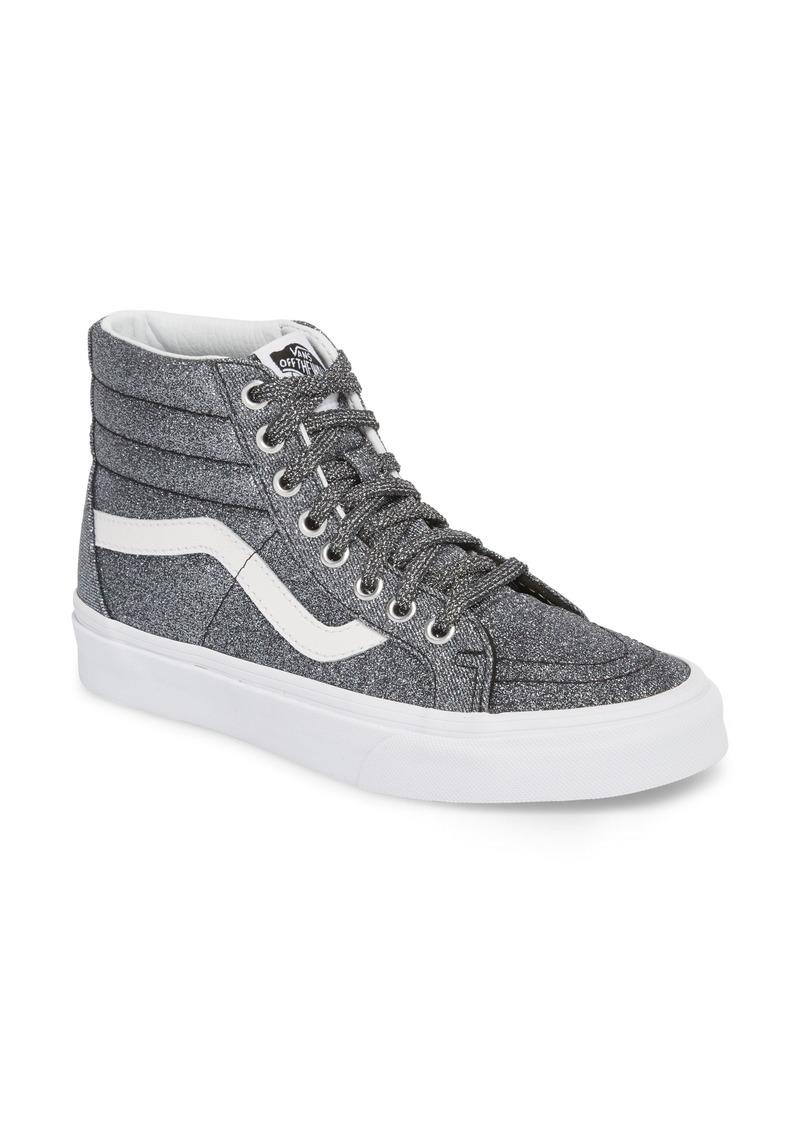 162fa0548d Vans Vans UA Sk8-Hi Reissue Glitter Sneaker (Women)