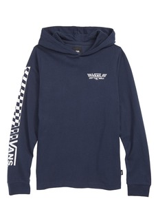 Vans Van Doren Hooded Pullover (Big Boys)