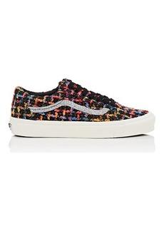 Vans Women's OG Old Skool LX Tweed Sneakers