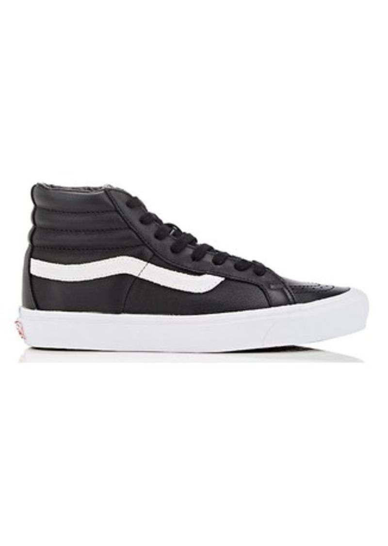 e6308623ef Vans Vans Women s Sk8-Hi Leather Sneakers Now  69.00
