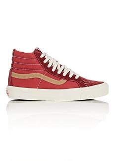 Vans Women's Sk8-Hi Suede & Canvas Sneakers