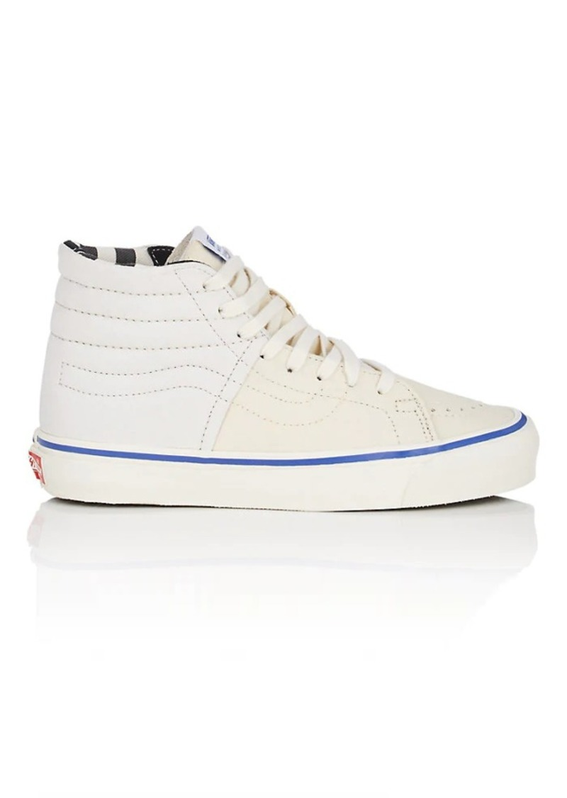 615df4684c Vans Vans Women s OG Sk8-Hi LX Leather   Canvas Sneakers