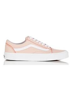 Vans Women's Old Skool Leather Sneakers