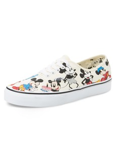 Vans x Disney Authentic Low Top Sneaker (Men)