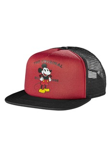 Vans x Disney Mickey's 90th Anniversary Trucker Hat