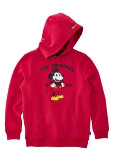 Vans x Disney Mickey's 90th Anniversary Classic Hoodie (Big Boys)
